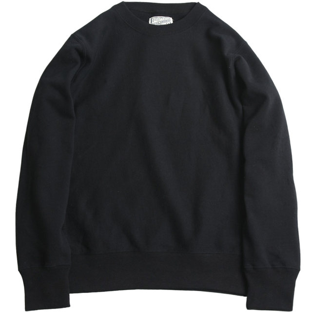 BPCALL heavy thick, long, thin, horizontal, woven, non-WTAPS, round neck, three-color sweater