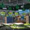 超市铝合金导轨吊杆滑轨配件水果蔬菜生鲜悬挂系统价格牌POP杆子