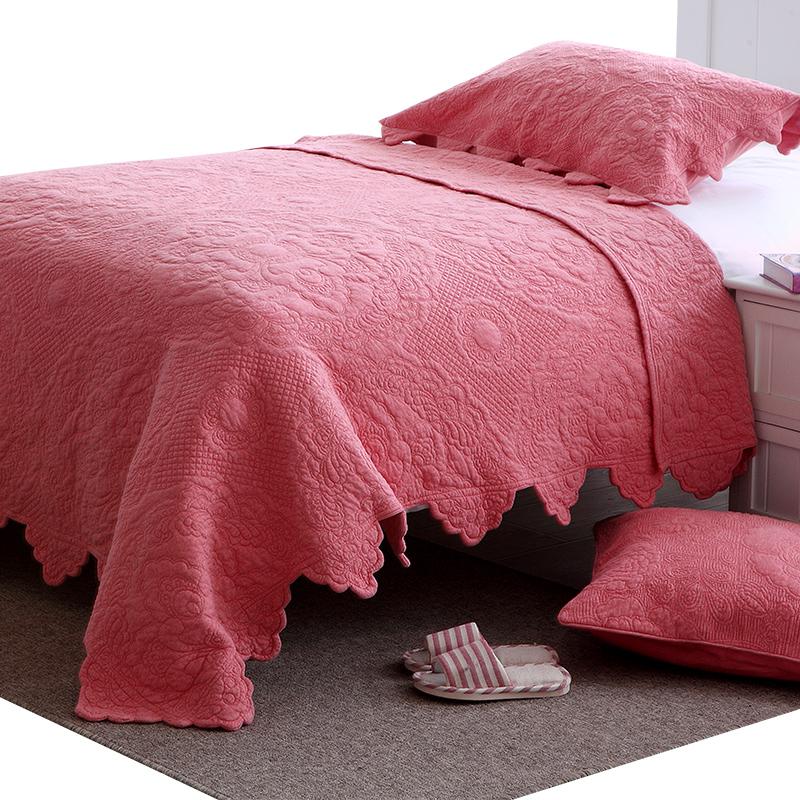 女生粉色儿童被子春秋被 幼儿园午睡两件套秋冬空调被子亲肤盖被