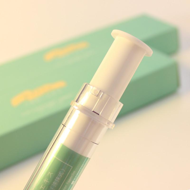 日本水光針塗抹式!玻尿酸深度補水、亮白、淡化痘印精華液