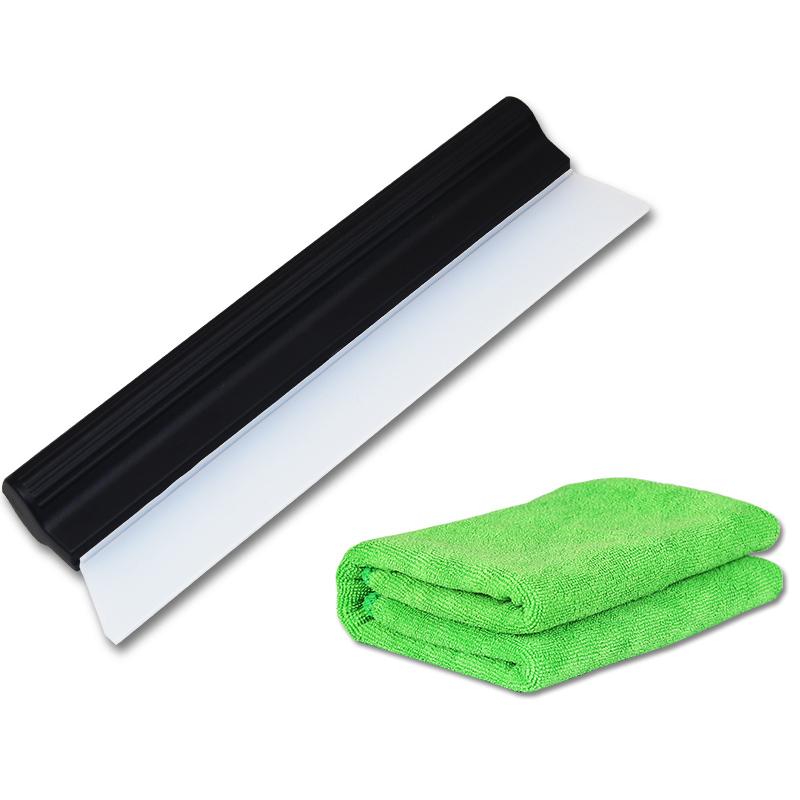 洗车刮水板器玻璃车用硅胶刮板牛筋水刮汽车贴膜工具擦车神器专用