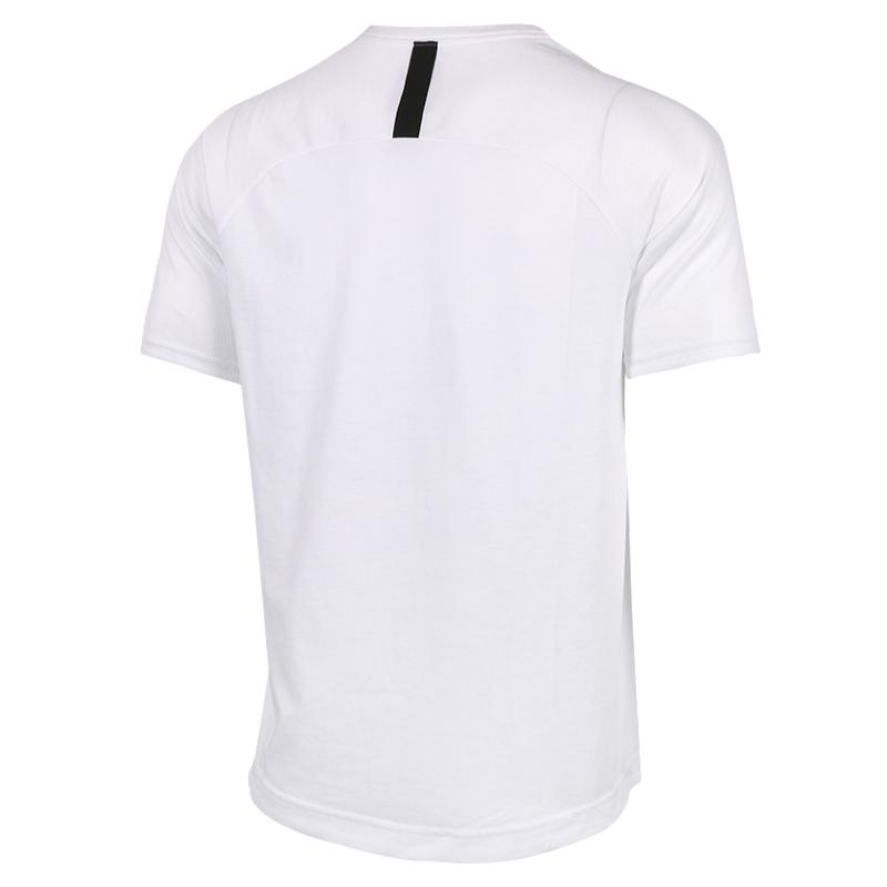 Nike耐克男上衣2018新款薄款圆领训练跑步短袖T恤832209-010