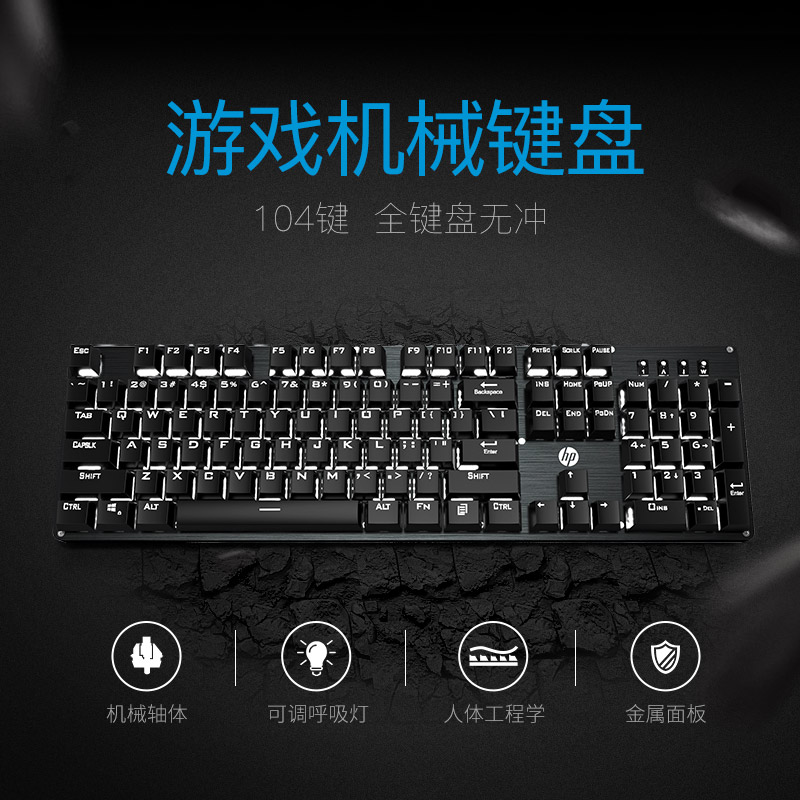 ZHONGYUE Mechanical Keyboard and Mouse Set Green Axis Black Axis Tea Axis Wired Keyboard Mouse White Color : White Black