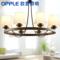 欧普照明客厅灯吊灯具美式吊灯餐厅卧室吊灯创意现代简约个性DD