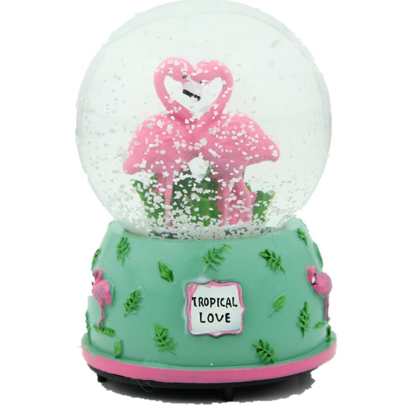 水晶球音乐盒女孩子八音盒创意生日礼物送女生闺蜜男朋友儿童网红