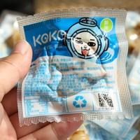 獐子岛即食香辣扇贝125g矶烧元贝帆立贝扇贝肉 虾夷全贝海鲜零食 (¥35)