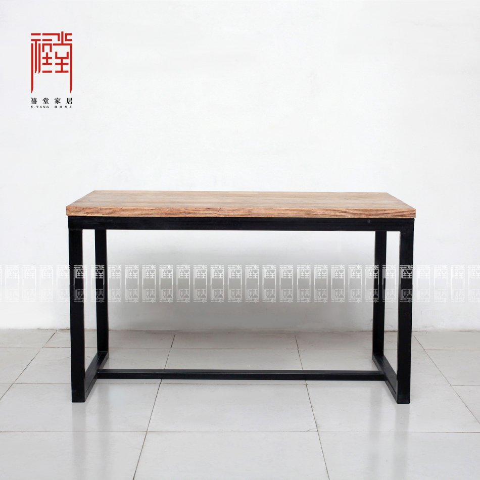 Jubilee Hall Minimalist Elm Furniture Modern Chinese Office Desk Dining Table Painting Case In Price On M Alibaba