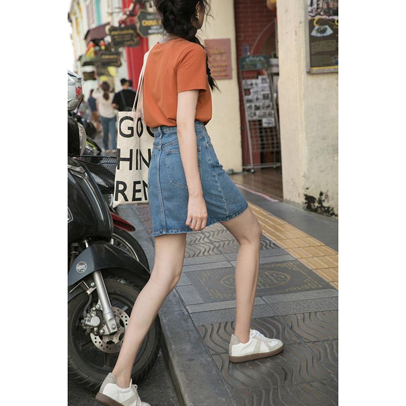 裙包臀裙包裙裙子显瘦