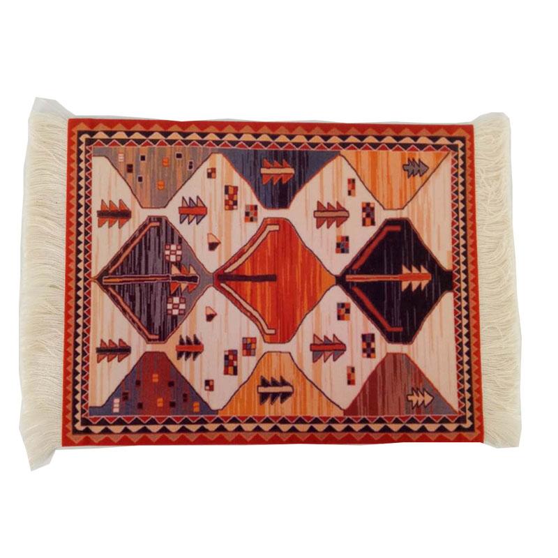 土耳其中东地毯鼠标垫波斯个姓创意文艺小清新民族风咖啡垫酒吧垫