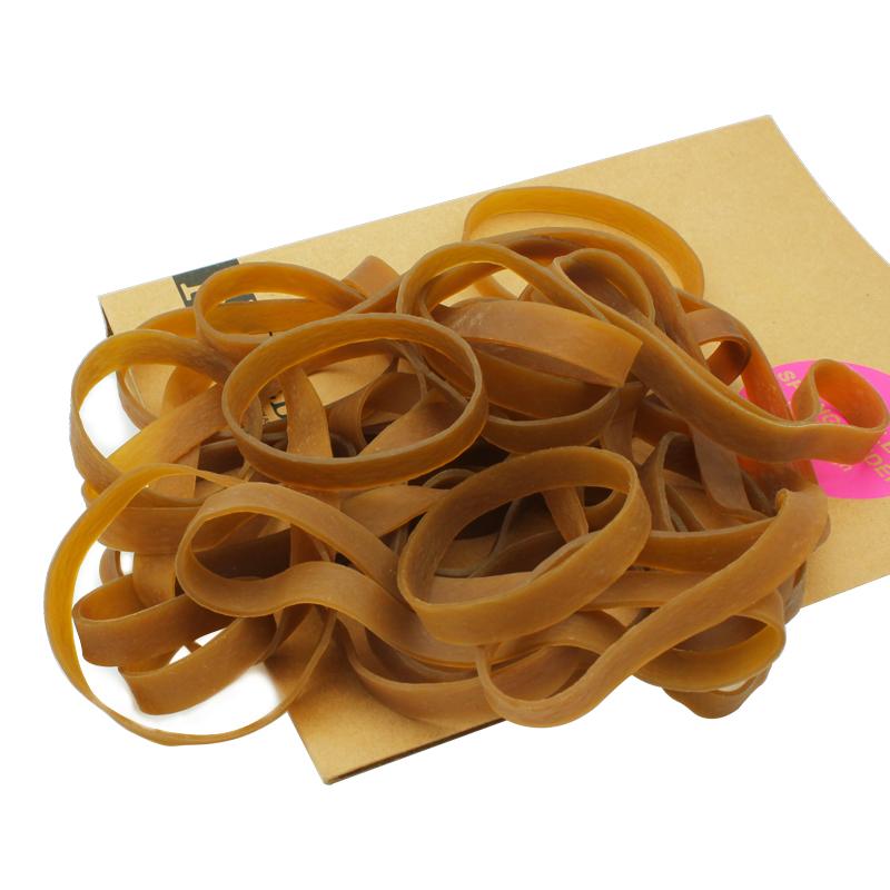 包邮 越南进口橡胶圈 环保橡皮筋胶圈 加长加宽牛皮筋 一次性皮筋