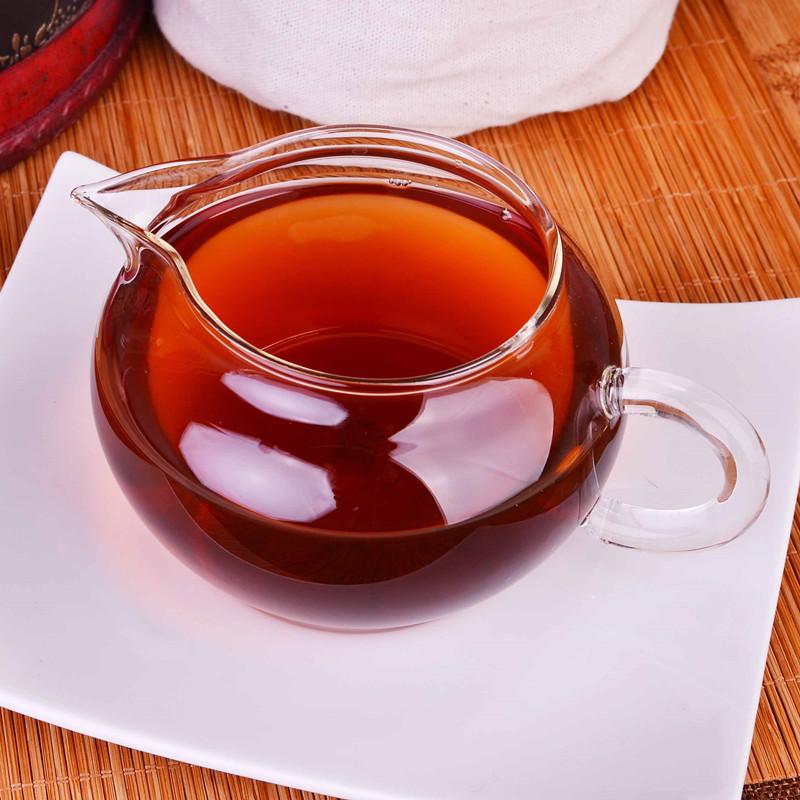 买二送杯 300g 年勐海布朗山古树 06 金芽熟茶散茶 普洱茶老茶头