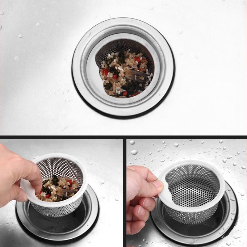 潛水艇廚房水槽洗碗槽漏斗洗菜盆漏網堵水蓋通用漏水塞配件過濾網