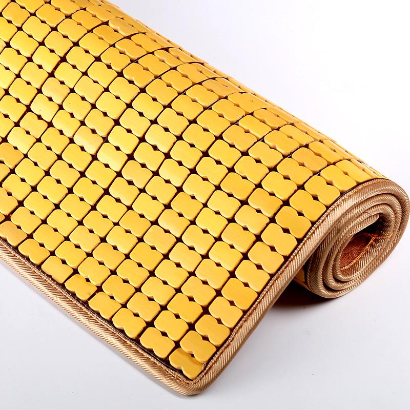 夏季凉席沙发垫夏天款麻将坐垫客厅通用防滑布艺巾罩套竹垫子定做