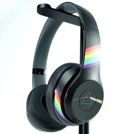 beats solo3魔音solo2三玖wireless头戴式耳机贴纸HD三九贴膜定制
