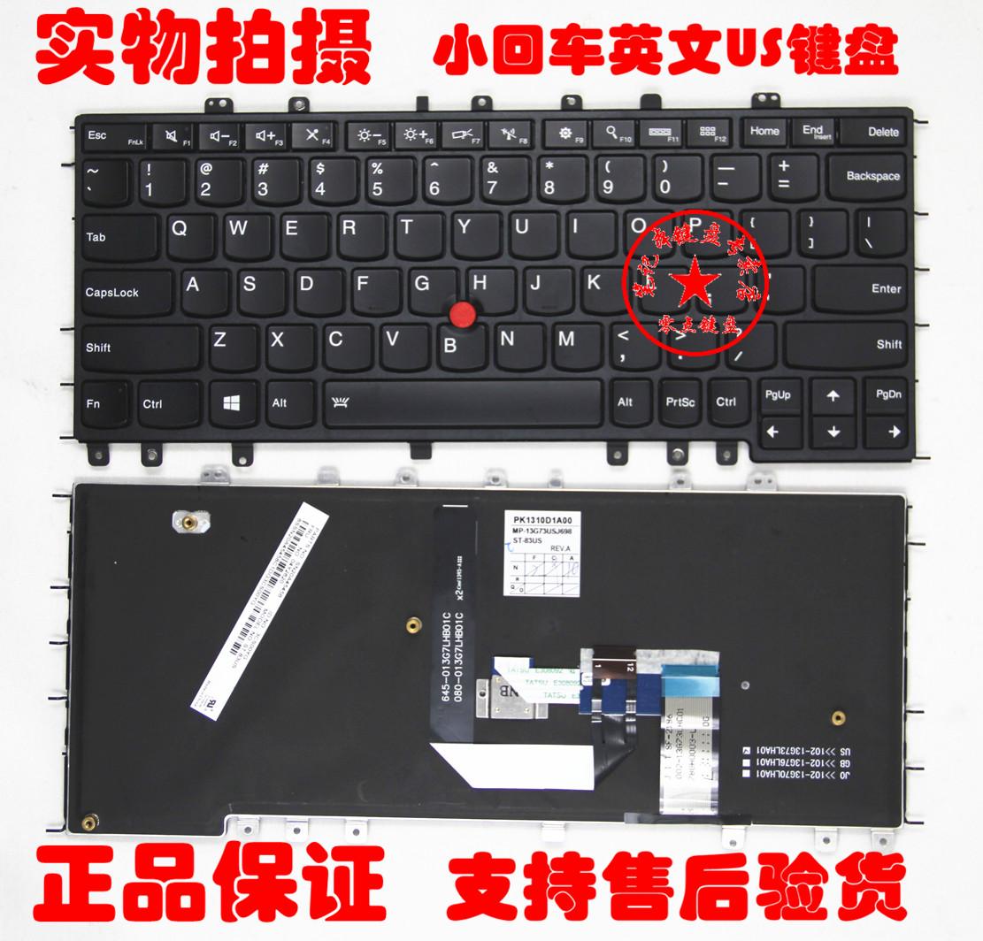原裝聯想 IBM YOGA S1 S240 Yoga 12 S1 筆記本鍵盤