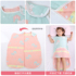 Summer baby sleeping bag three-layer six-layer cotton gauze summer vest-style baby child spring and summer thin anti-kick quilt