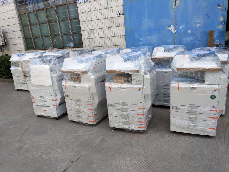 理光MP3030/3350/3351数码复合一体机a3复印机双面黑白打印机扫描