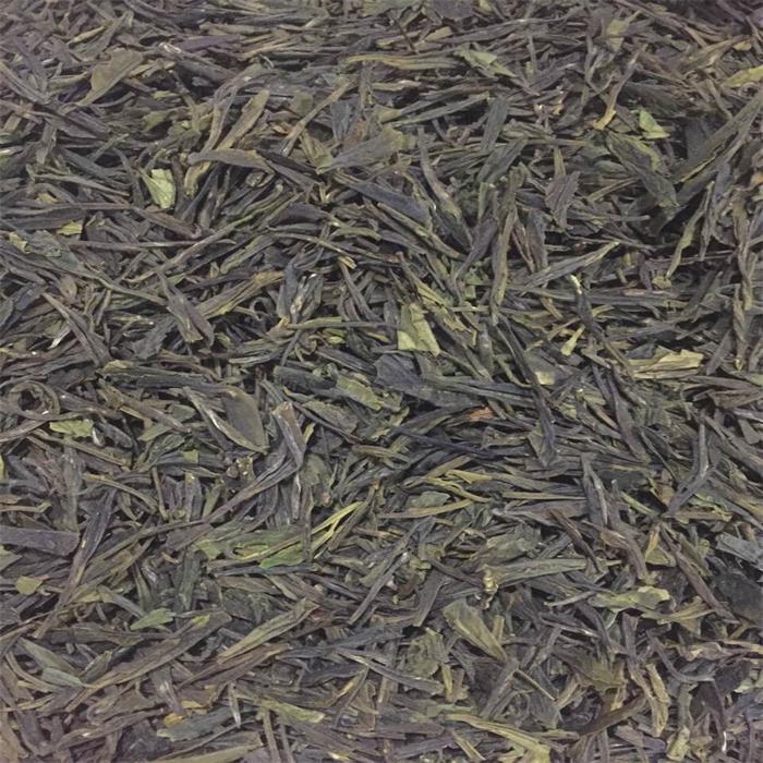 新茶正宗山东青岛特产日照充足特级崂山扁茶大田茶叶 2017 崂山绿茶