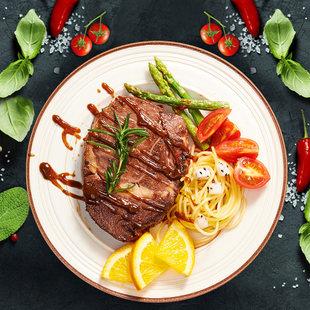 赤豪菲力牛排10片家庭套餐