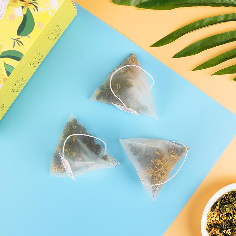 三角包 包 10 30g 桂花乌龙茶