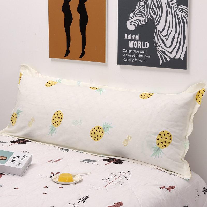 米 1.8 1.5 1.2 米 1 长枕套 新品包邮全棉双人枕套