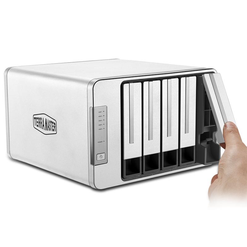 阵列硬盘柜 RAID 支持多种 USB3.0 磁盘阵列 300 D5 铁威马 MASTER TERRA