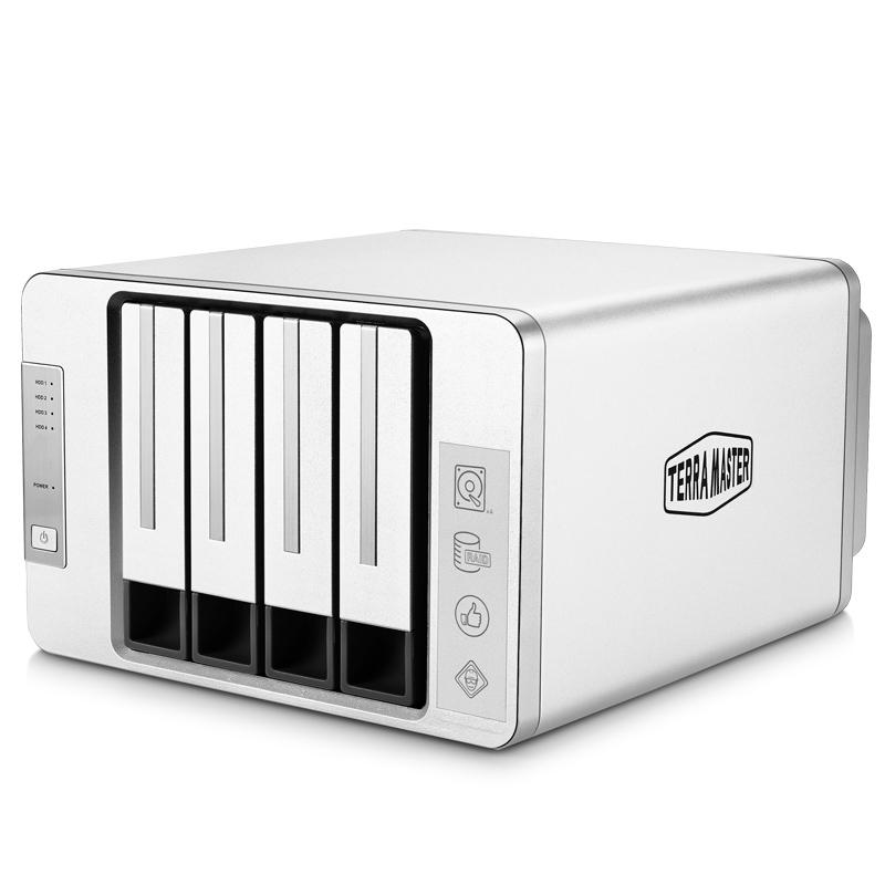 阵列 raid 硬盘柜多种 USB3.0 磁盘阵列柜 300 F4 铁威马 MASTER TERRA