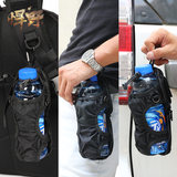 Cups cup package bags outdoor water bottle pocket of folding cup portable waist bag Bag Maker bottle holder Water Bottle