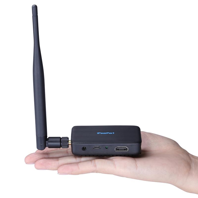 艾拍宝无线手机投屏器高清同屏神器连接电视机投影仪HDMI+VGA传输安卓miracast苹果airplay电脑转换显示器5G