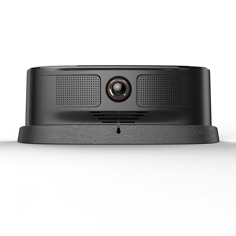 寸大屏智能声控中控台式导航前后双镜头录像行车记录仪一体机 8.2