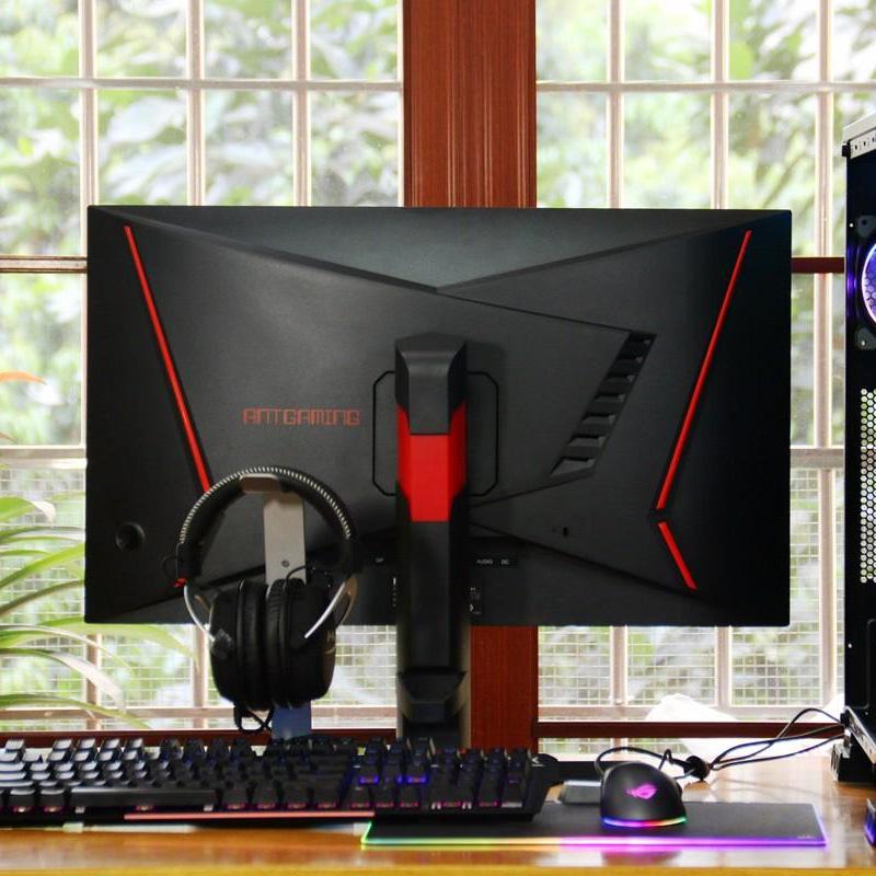 27 显示器曲面游戏电竞屏 144hz 英寸台式机电脑显示屏 27 G271F HKC