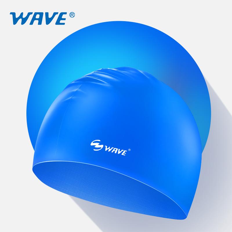 wave泳帽对比测试,wave真假要看仔细