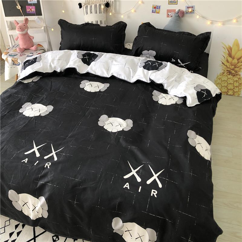 冬学生宿舍床单三件套