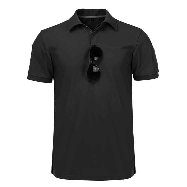 2019特种兵t恤男短袖战术polo衫军迷体能训练服聚会半截袖宽松