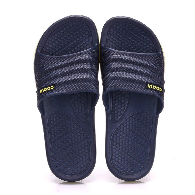 轻便冲凉 泡沫拖鞋 EVA 夏季 家用托鞋女 拖鞋男士凉拖鞋 coqui 酷趣