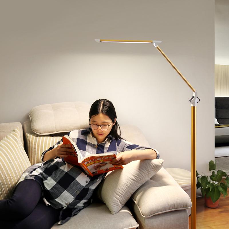 德贝斯 LED护眼落地灯客厅卧室床头书房乐谱练琴专用遥控钢琴台灯