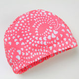 New head circumference color monochrome girl boy baby spa swimming pool cloth cap swimming cap children baby small floral