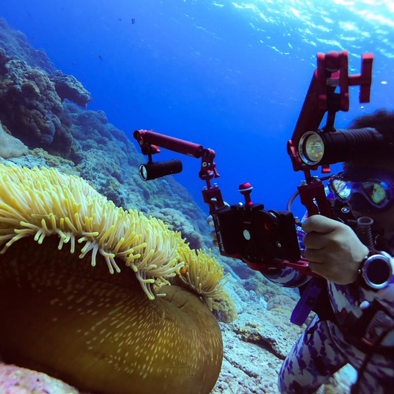 安卓 米苹果 80 水下触屏 Pro 3 2 SeaTouch 潜水手机防水壳 DIVEVOLK