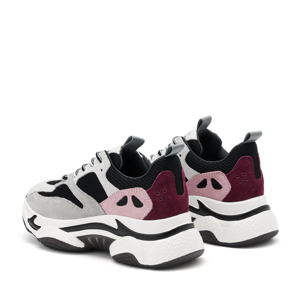 U8A1DAM0 春季新品商场同款网红休闲鞋 2020 聚百丽小虎牙老爹鞋女