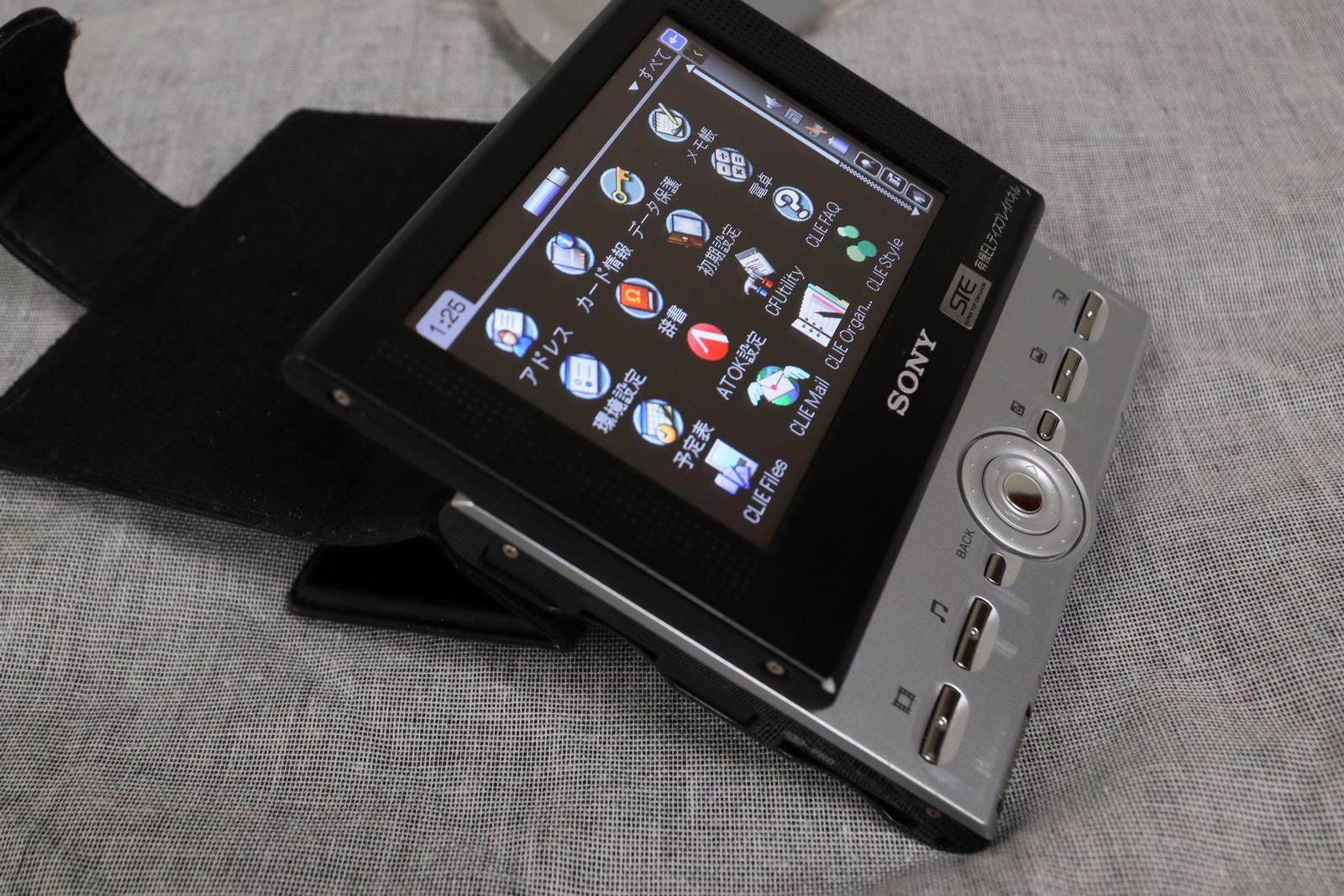 TH55 屏幕 OLED STE 掌上电脑 PDA palm VZ90 PEG Clie SONY
