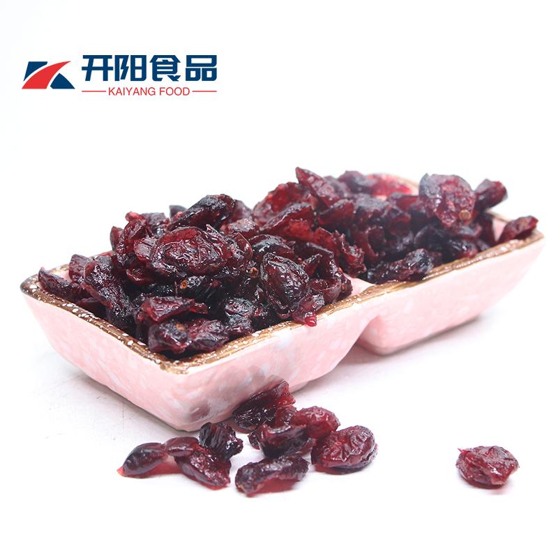 多省包邮 切片烘焙原料整箱 11.34kg 美国进口优鲜沛蔓越莓干