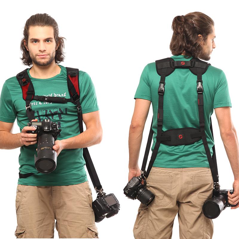GGS金钢佳能相机背带挂脖复古文艺 单反相机带微单尼康 相机肩带