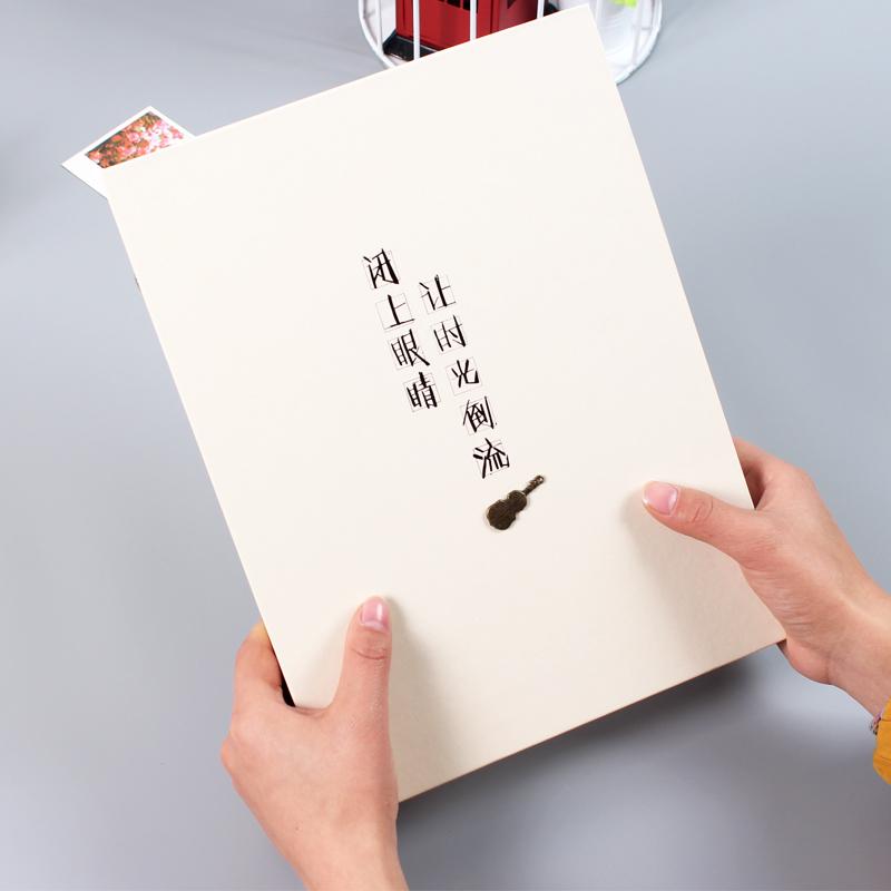 同学录韩国纪念册创意试卷小学生毕业女简约小清新青春答卷同学录