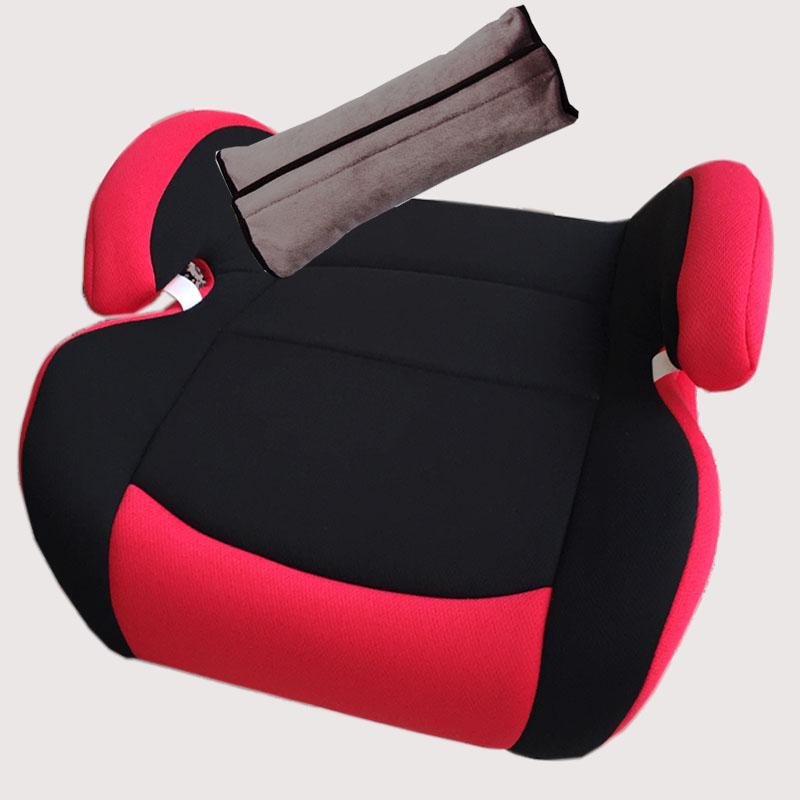 儿童汽车安全宝宝座椅增高垫 宝宝便携式 3-12岁宝宝椅原装isofix
