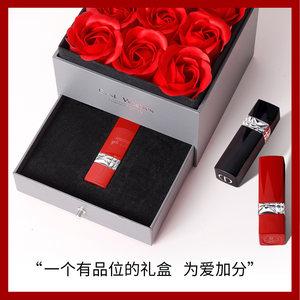 Dior迪奥999口红烈艳蓝金哑光唇膏女520表白礼盒官方旗舰店正品