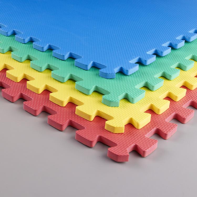 特價兒童泡沫地板墊子拼圖地墊大60 2.5加厚eva 泡沫地墊4片起