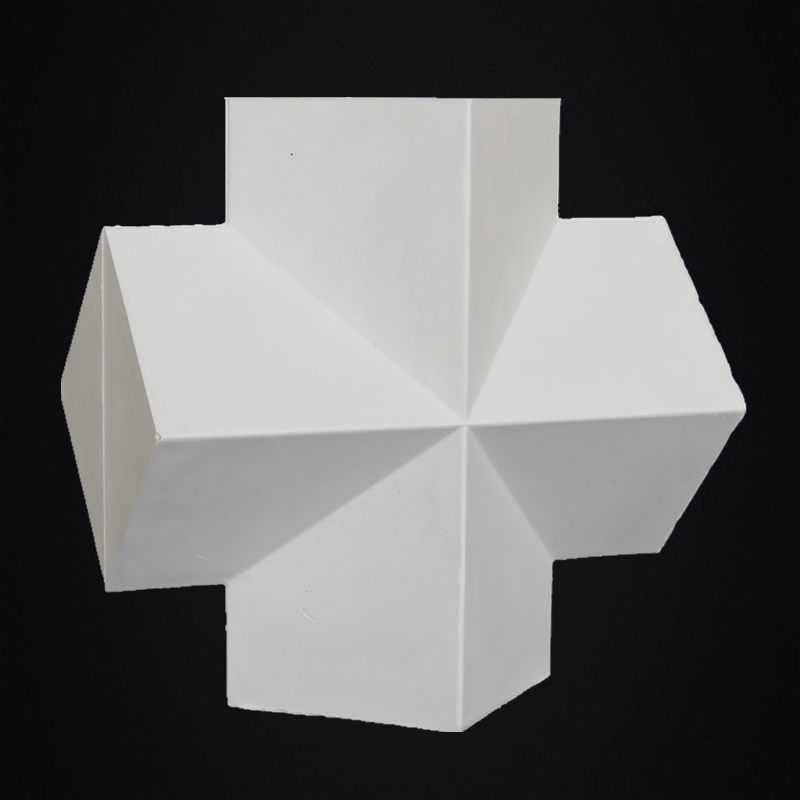绘岳美术石膏几何体16件套素描写生静物石膏头像美术用品画材批发