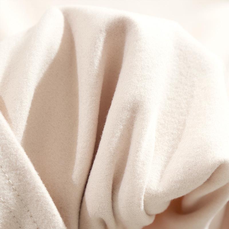 【百人验货】高品质莫代尔高领打底衫
