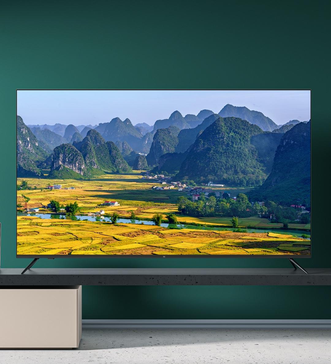 智能网络电视 8GB 2GB HDR 超高清 4K E65X 英寸 65 小米全面屏