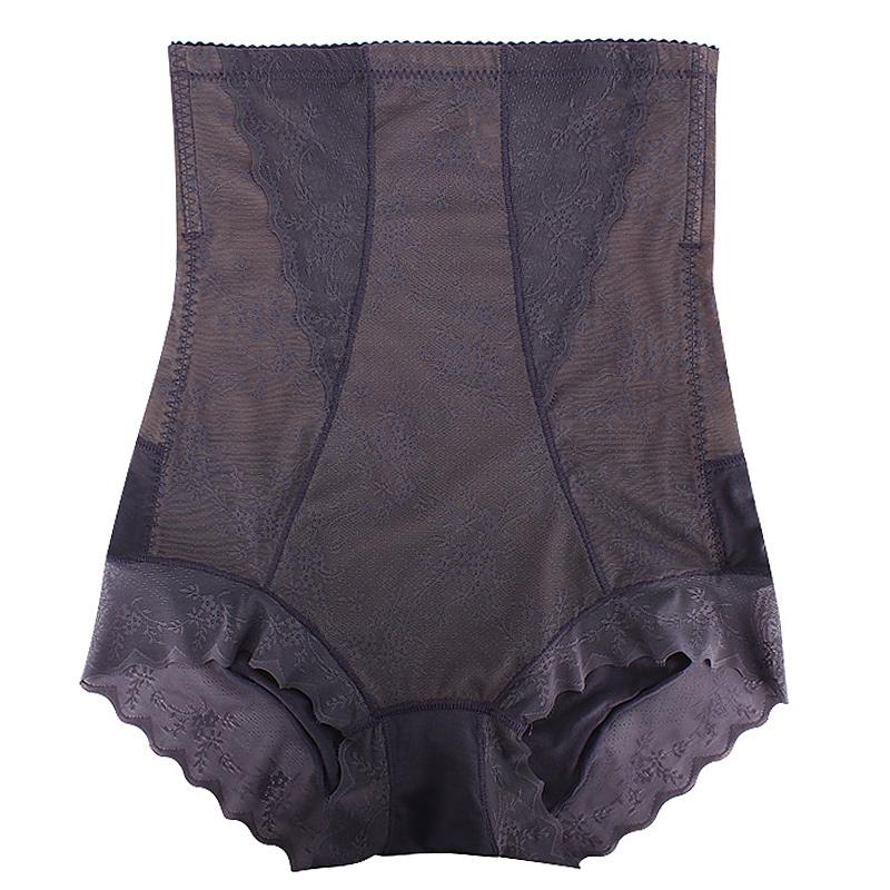 夏季薄款束腰束缚收腹内裤女产后高腰塑形神器夏天收复提臀塑身裤